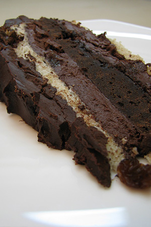 bacchus cake