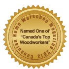 Canada's Top Woodworkers