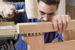 precision dowel joinery