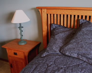 Stickley (Mission) Style Bed