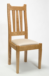 Tapered Leg Dining Chair