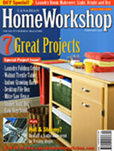 Canadian Home Workshop - February 2002