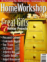 Canadian Home Workshop - November 2002