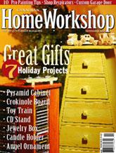 Canadian Home Workshop - November 2002