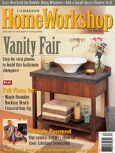 Canadian Home Workshop - Winter 2002