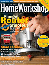 Canadian Home Workshop - March 2006