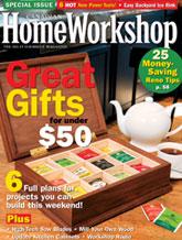 Canadian Home Workshop - November 2006