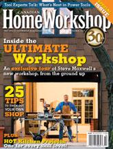 Canadian Home Workshop - October 2007