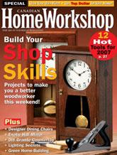 Canadian Home Workshop - Winter 2007