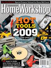 Canadian Home Workshop - Winter 2009