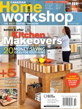 Canadian Home Workshop - October 2010