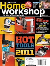 Canadian Home Workshop - Winter 2011