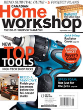 Canadian Home Workshop - September 2012
