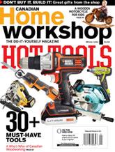 Canadian Home Workshop - Winter 2013