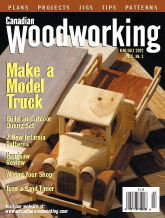 Canadian Woodworking - June/July 2002