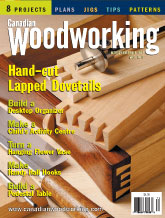 Canadian Woodworking - October/November 2002