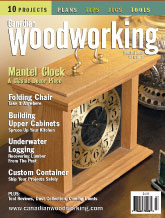 Canadian Woodworking - June/July 2003