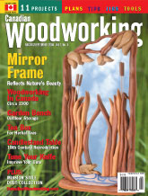 Canadian Woodworking - August/September 2004