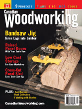 Canadian Woodworking - February/March 2004