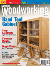 Canadian Woodworking - October/November 2004