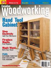 Canadian Woodworking - October/November 2004