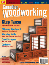 Canadian Woodworking - August/September 2005