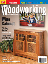 Canadian Woodworking - February/March 2005