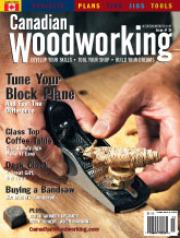 Canadian Woodworking - October/November 2005