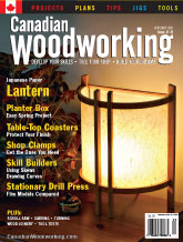 Canadian Woodworking - April/May 2006
