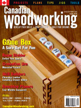 Canadian Woodworking - August/September 2006