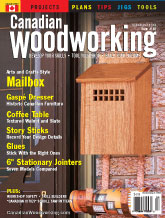 Canadian Woodworking - February/March 2006