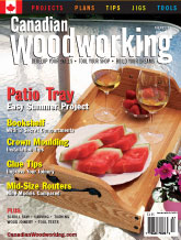 Canadian Woodworking - June/July 2006