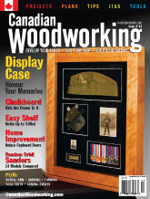 Canadian Woodworking - October/November 2006