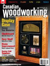 Canadian Woodworking - October/November 2006
