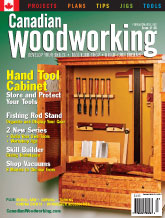 Canadian Woodworking - February/March 2007