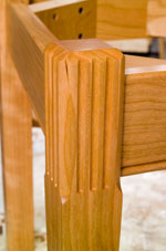 mortise-and-tenon joinery
