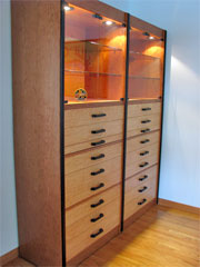 Collectibles Display Cabinets