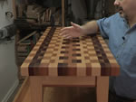 Uses for End Grain Slabs