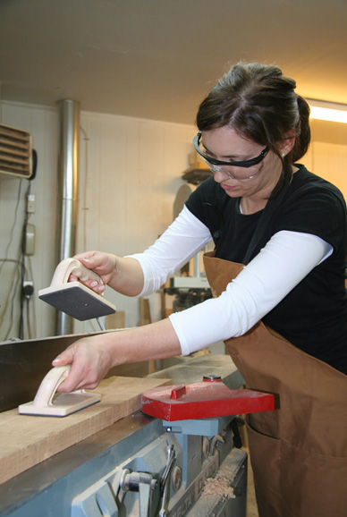 face milling on the jointer