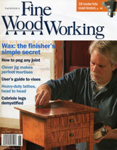 Fine Woodworking - June 2007