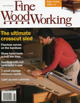 Fine Woodworking - August 2008