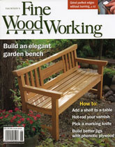 Fine Woodworking - June 2008
