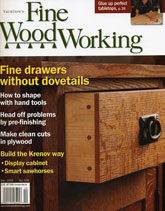 Fine Woodworking - December 2009