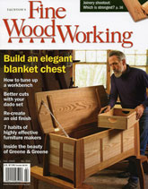 Fine Woodworking - February 2009