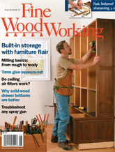 Fine Woodworking - August 2010