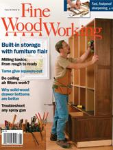 Fine Woodworking - August 2010