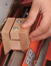 Fine Woodworking - Sharpening Jig for Planer Knives - December 2011