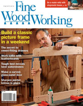 Fine Woodworking - January/February 2012