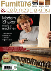 Furniture & Cabinetmaking - July 2010
