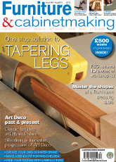 Furniture & Cabinetmaking - August 2010